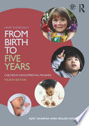 Mary Sheridan's From Birth to Five Years: Children's Developmental Progress Pdf/ePub eBook