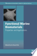 Functional Marine Biomaterials Book
