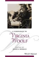 A Companion to Virginia Woolf [Pdf/ePub] eBook