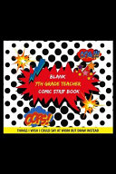 Blank 7th Grade Teacher Comic Strip Book