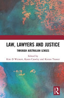 Pdf Law, Lawyers and Justice