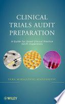 Clinical Trials Audit Preparation Book