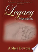 Legacy Moments Book
