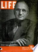 23 apr. 1945