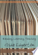 Reading Learning Teaching Clyde Edgerton