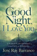 Good Night, I Love You [Pdf/ePub] eBook