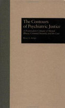 The Contours of Psychiatric Justice