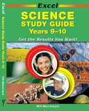 Excel Science Study Guide Years 9 10