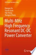 Öffnen Sie das Medium Multi-MHz High Frequency Resonant DC-DC Power Converter von Xu, Dianguo im Bibliothekskatalog