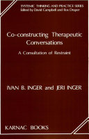 Co Constructing Therapeutic Conversations