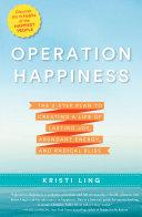 Operation Happiness Pdf/ePub eBook