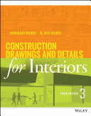 Construction Drawings and Details for Interiors