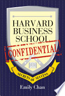 Harvard Business School Confidential Book