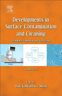 Developments In Surface Contamination And Cleaning Volume 7 Book PDF