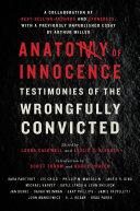 Anatomy of Innocence: Testimonies of the Wrongfully Convicted ebook