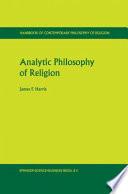 Analytic Philosophy of Religion
