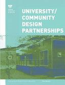 University-community design partnerships