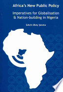 Africa S New Public Policy