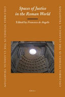 Spaces of Justice in the Roman World