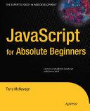 JavaScript for Absolute Beginners
