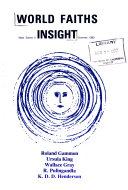World Faiths Insight