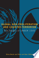 Global Non Proliferation and Counter Terrorism