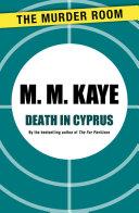 Death in Cyprus Pdf/ePub eBook