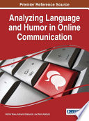 Analyzing Language and Humor in Online Communication Book