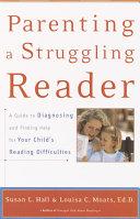 Pdf Parenting a Struggling Reader Telecharger