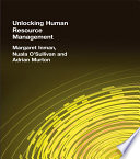 Unlocking Human Resource Management