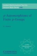 P Automorphisms of Finite P Groups
