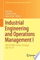Industrial Engineering and Operations Management I