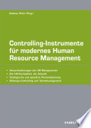 Öffnen Sie das Medium Controlling-Instrument fr modernes Human Resources Management von Klein, AndreasYY4oth im Bibliothekskatalog