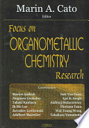 Focus On Organometallic Chemistry Research Book PDF