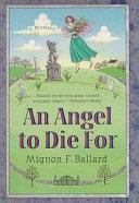 An Angel to Die For Pdf/ePub eBook