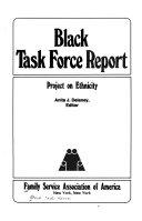 Black Task Force Report