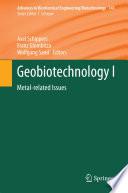 Geobiotechnology I