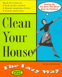 Clean Your House the Lazy Way