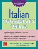 Italian Vocabulary Drills