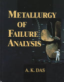 Metallurgy Of Failure Analysis Book PDF