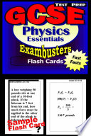 GCSE Physics Test Prep Review  Exambusters Flash Cards