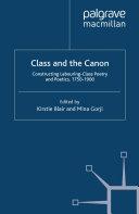 Class and the Canon [Pdf/ePub] eBook
