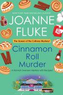 Cinnamon Roll Murder Book