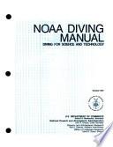 NOAA Diving Manual Book