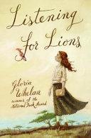 Listening for Lions Pdf/ePub eBook