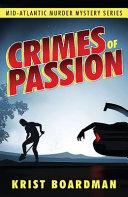 Mid Atlantic Murder Mystery Series