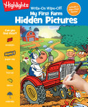 Write On Wipe off My First Farm Hidden Pictures