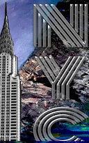 Iconic Chrysler Building New York City Sir Michael Artist Drawing Writing Journal