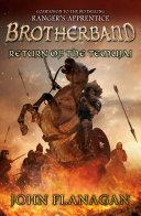 Return of the Temujai Book