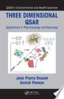Three Dimensional QSAR